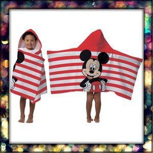 [Disney] Mickey Mouse Hooded Bath Towel